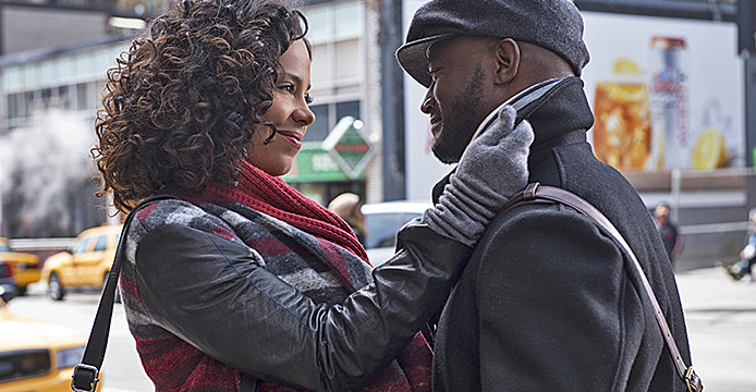 Taye Diggs, co-stars talk growth, plot of 'The Best Man Holiday'