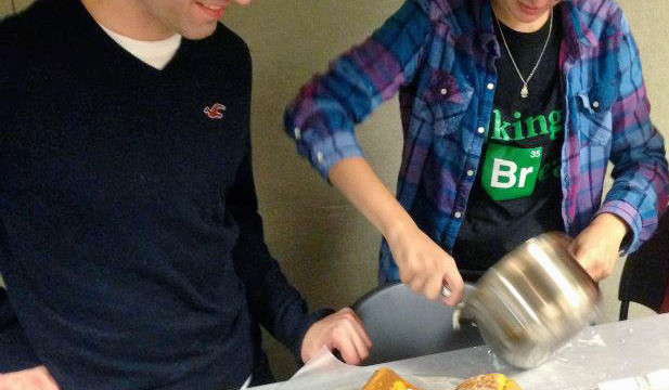 OSU students' knead for bread satisfied through one campus club