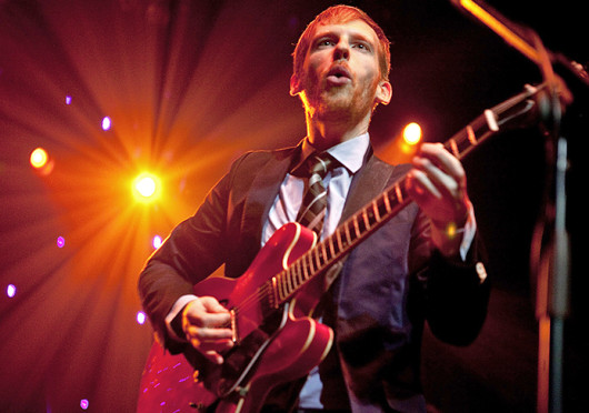 Kevin Devine & the Goddamn Band are slated to perform at The Basement Nov. 19.  Credit: Courtesy of Sean O'Kane