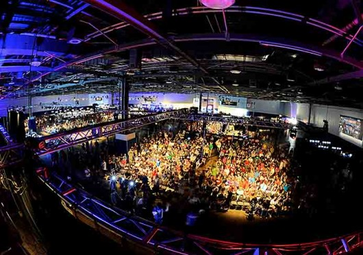 The Major League Gaming Championship tournament is slated to take place at the Greater Columbus Convention Center Nov. 22-24. Credit: Courtesy of MLG.TV