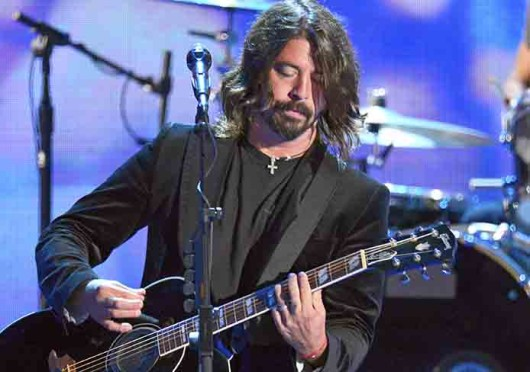 Dave Grohl and Foo Fighters perform at the 2012 Democratic National Convention September 2012. The band recently announced two tour dates after its hiatus.