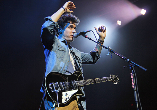 John Mayer performs Dec. 3 at the Schottenstein Center. Credit: Ritika Shah / Asst. photo editor