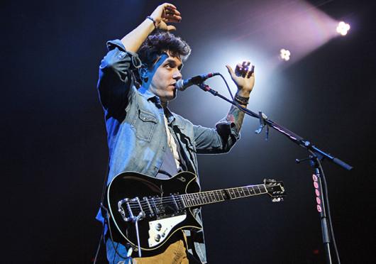 John Mayer performs Dec. 3 at the Schottenstein Center. Credit: Ritika Shah / Asst. photo editor