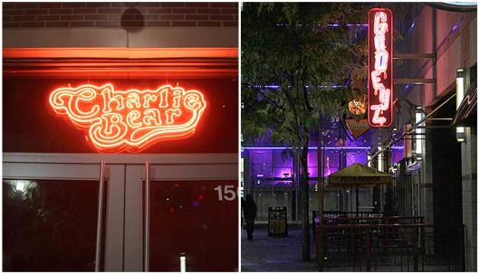 Charlie Bear: Land of Dance and Gooeyz, both formerly located in the South Campus Gateway, announced they were closing within 11 days of each other.Credit: Shelby Lum / Photo editor and Ritika Shah / Asst. photo editor