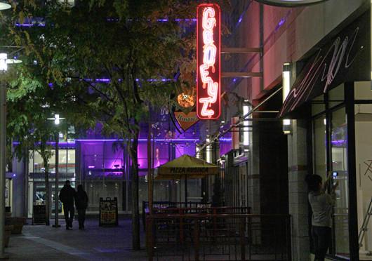 Gooeyz, located at 1554 N. High St., announced Nov. 4 it was closing indefinitely. Credit: Ritika Shah / Asst. photo editor