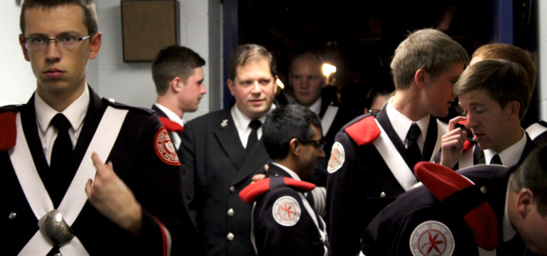 Former OSU Marching Band director Jon Waters was terminated after a two-month investigation revealed the band had a sexualized culture, which he should have known about. Credit: Lantern file photo