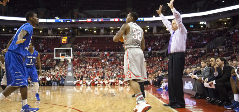 Ohio State men's basketball set to take on Bryant in first game of Gotham Classic