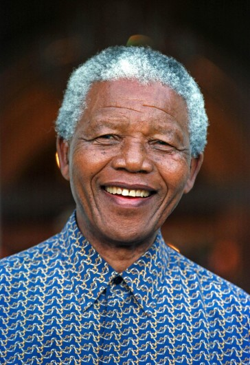 Former South African President Nelson Mandela, the first black South African president, died Dec. 5. Credit: Courtesy of MCT