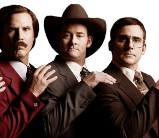 Steve Carell on 'Anchorman 2′: 'I'm kind of psyched about the whole thing'