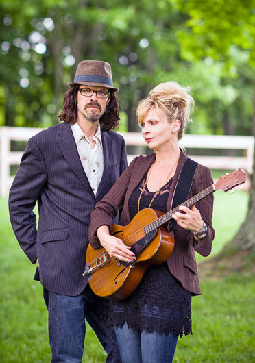 Over the Rhine is scheduled to perform Dec. 5 at the Lincoln Theatre.  Credit: Courtesy of Darrin Ballman