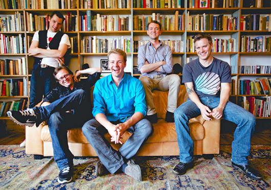 The Infamous Stringdusters are slated to perform at the Newport Music Hall Dec. 4. Credit: Courtesy of The Infamous Stringdusters