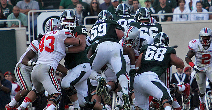 Big Ten Championship Game 'going to be won in the trenches'