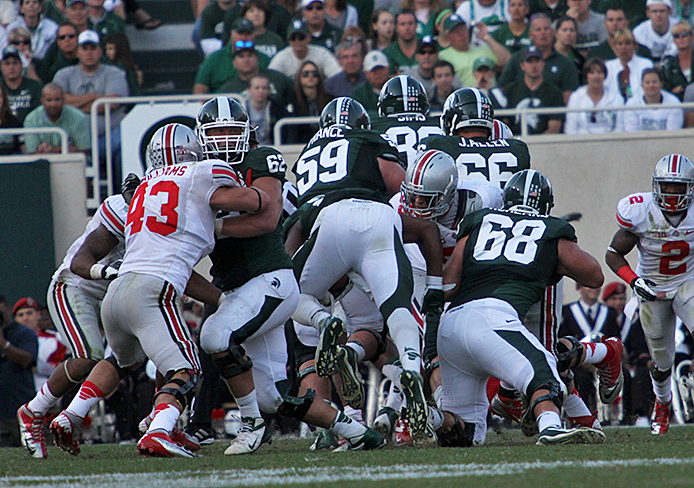 Big Ten Championship Game 'going to be won in the trenches