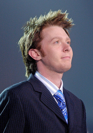 Singer Clay Aiken. Several recent reports indicate Aiken has considered running for office in North Carolina's 2nd Congressional District.  Credit: Courtesy of MCT