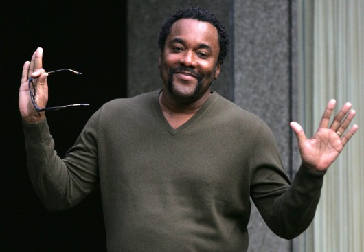 Director Lee Daniels participates in a directors' roundtable with four other directors at the Los Angeles Times, Jan. 16, 2010, in Los Angeles. Credit: Courtesy of MCT
