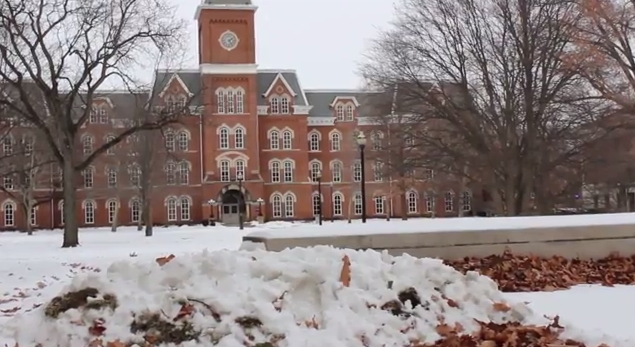 VIDEO: Ohio State campus cancels classes for 3rd time this month