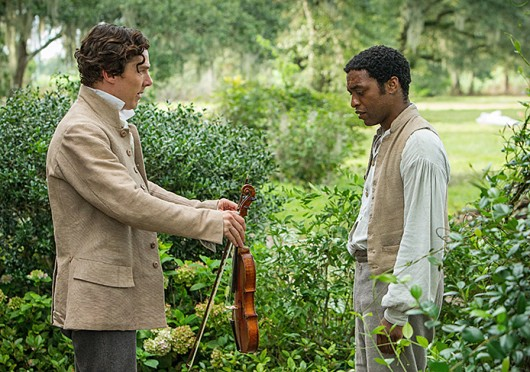 '12 Years a Slave' holds nine nominations for the 2014 Oscars, scheduled to air at 7 p.m. March 2.  Credit: Courtesy of MCT