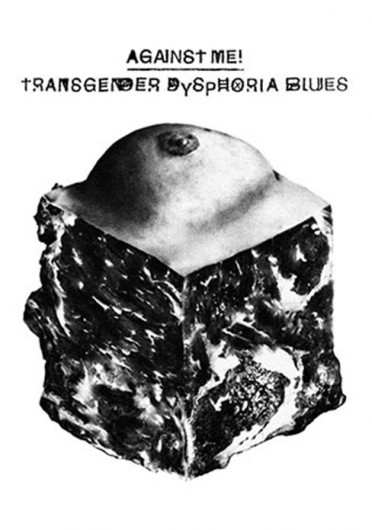 "The cover art for ""Transgender Dysphoria Blues"" by Against Me! slated for release Jan. 21."
