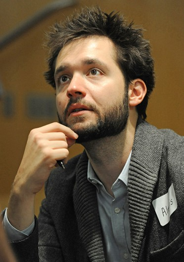Reddit co-founder Alexis Ohanian is set to speak at Mershon Auditorium Feb. 10. Credit: Courtesy of MCT