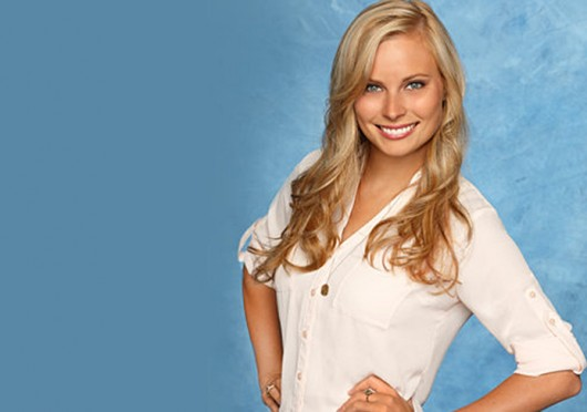 OSU alumna Chelsie Webster is competing on season 18 of ABC's 'The Bachelor.'  Credit: ABC's 'The Bachelor'