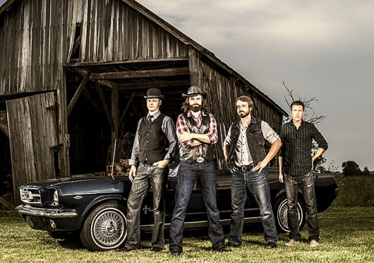 The Phillip Fox Band is scheduled to perform 9 p.m. Jan. 24 at Hollywood Casino Columbus.  Credit: Courtesy of the Phillip Fox Band