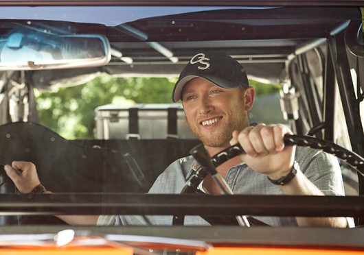 Country singer Cole Swindell will open for Luke Bryan at the Schottenstein Center Jan. 17.  Credit: Courtesy of MaryCatherine Rebrovick