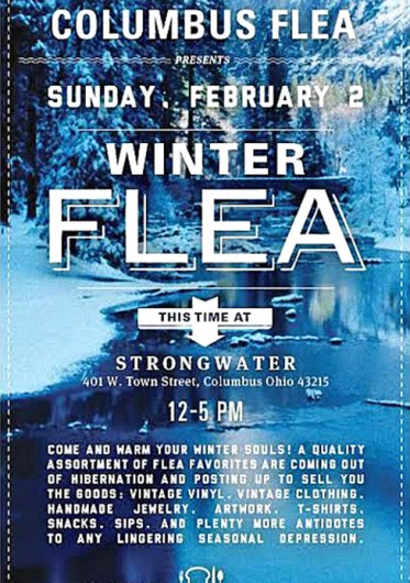 Winter Flea is set to take place at such and such place Feb. 2. Credit: Courtesy of Aaron Beck