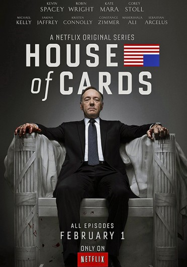 """""""House of Cards"""" is a Netflix original series.  Credit: Courtesy of MCT"""