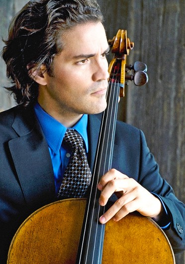 Cellist Zuill Bailey is set to perform alongside the Columbus Symphony Orchestra Jan. 29 and Feb. 1.  Credit: Courtesy of Rolanda Copley