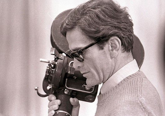 Filmmaker Pier Paolo Pasolini. The Wexner Center for the Arts is to premiere a retrospective featuring the Italian director throughout January and February. Credit: Courtesy of Luce Cinecittà