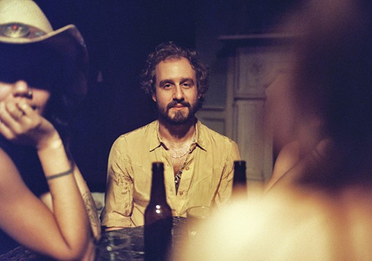 Matthew Houck of Phosphorescent, slated to perform Jan. 30 at A&R Music Bar.  Credit: Courtesy of Dusdin Condren