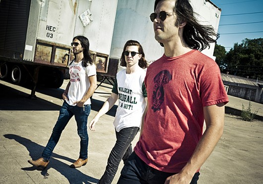 The Whigs is scheduled to perform at The Basement 7 p.m. Friday.  Credit: Courtesy of Joshua Black Wilkins