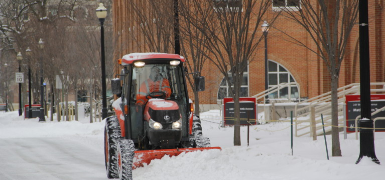 City of Columbus aims for transparency in snow removal