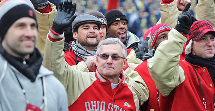 Jim Tressel, 3 former Ohio State players on College Football Hall of Fame ballot