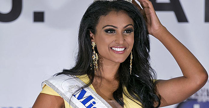 Opinion: Nina Davuluri represents America with poise, diversity