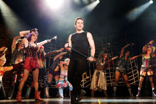 Brian Justin Crum plays Galileo in 'We Will Rock You.' The musical will run at the Palace Theatre from Jan. 7-12.  Credit: Courtesy of Rolanda Copley