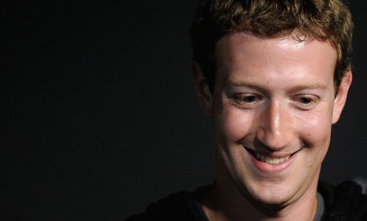 Chairman and CEO of Facebook Mark Zuckerberg. The social media site turned 10 years old Feb. 4. Credit: Courtesy of MCT