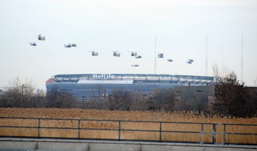 MetLife Stadium will play host to Super Bowl XLVIII Feb. 2. Courtesy of MCT