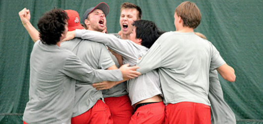 Ohio State men's tennis indoor team national champions for 1st time in program history