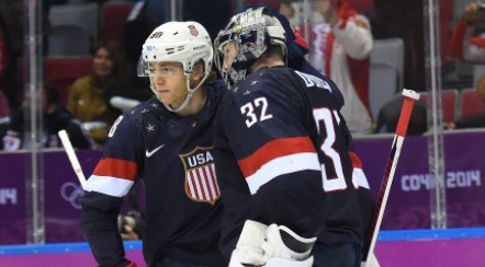 Opinion: Lack of medal in Sochi disappointing, shows need for improvement for US men's hockey