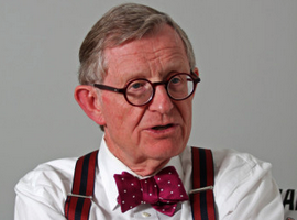 Gordon Gee recommended as permanent president of West Virginia University
