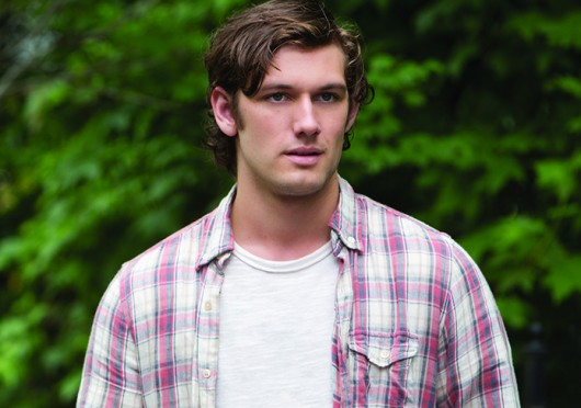 Actor Alex Pettyfer plays David Elliot in romantic drama 'Endless Love,' which is slated to release nationwide Feb. 14.