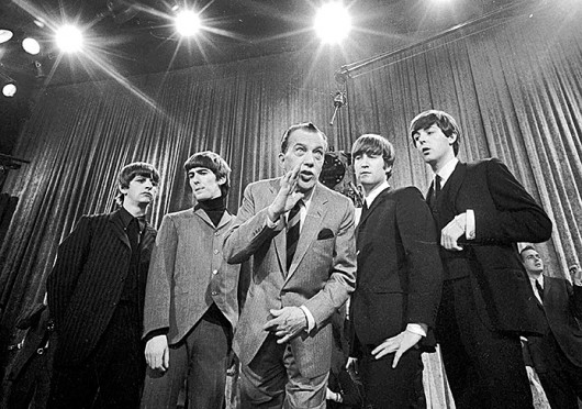 50 years have passed since The Beatles appeared on 'The Ed Sullivan Show' in New York City Feb. 9, 1964. Credit: Courtesy of MCT