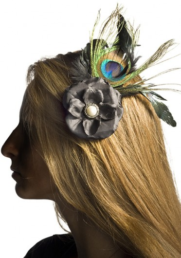 For women who don't like their hair style or simply want to add some spice to their look the accessories for hair are plentiful and cheap and can be found at numerous outlets. Credit: Courtesy of MCT