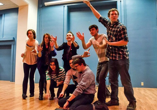 OSU improv troupe Fishbowl Improv is set to host 'The Tides of March' comedy festival March 1 at the Ohio Union from 5-10 p.m.  Credit: Courtesy of Photography Enthusiast Society