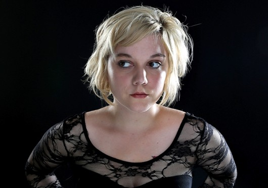 Singer-songwriter Lydia Loveless is set to perform at Rumba Cafe March 1.  Credit: Courtesy of Blackletter/Patrick Crawford