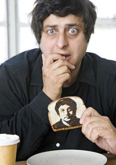 Comedian and 'Bob's Burgers' voice actor Eugene Mirman is set to perform at Ace of Cups Feb. 12 at 9 p.m.  Credit: Courtesy of Brian Tamborello.