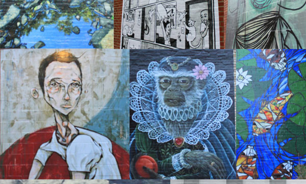 New selection of murals illustrate streets of Short North