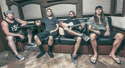 Rebelution is slated to perform at Newport 8 p.m. Feb. 6. Credit: Courtesy of Rebelution