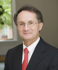 Dr. Charles Lockwood, dean of the OSU College of Medicine, is set to become the senior vice president of the medical school at the University of South Florida. Credit: Courtesy of OSU